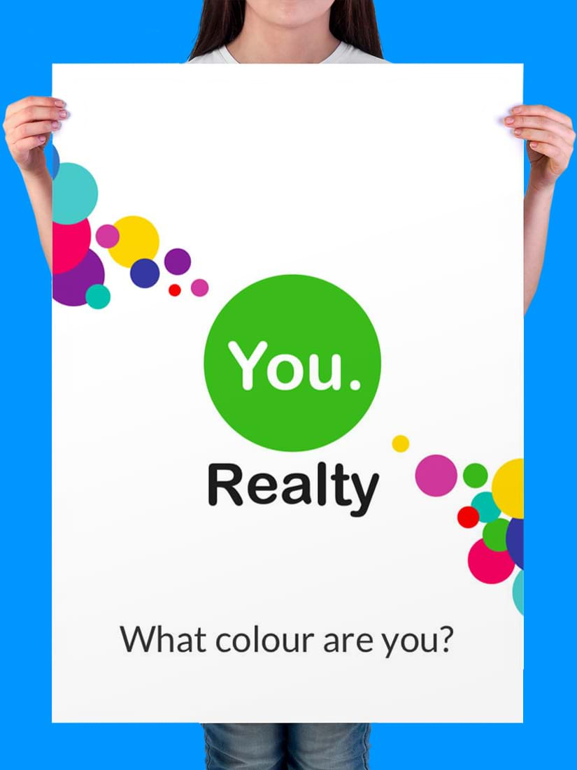 What your color poster